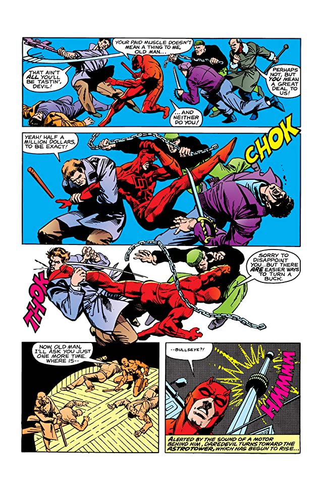 click for super-sized previews of Daredevil (1964-1998) #161