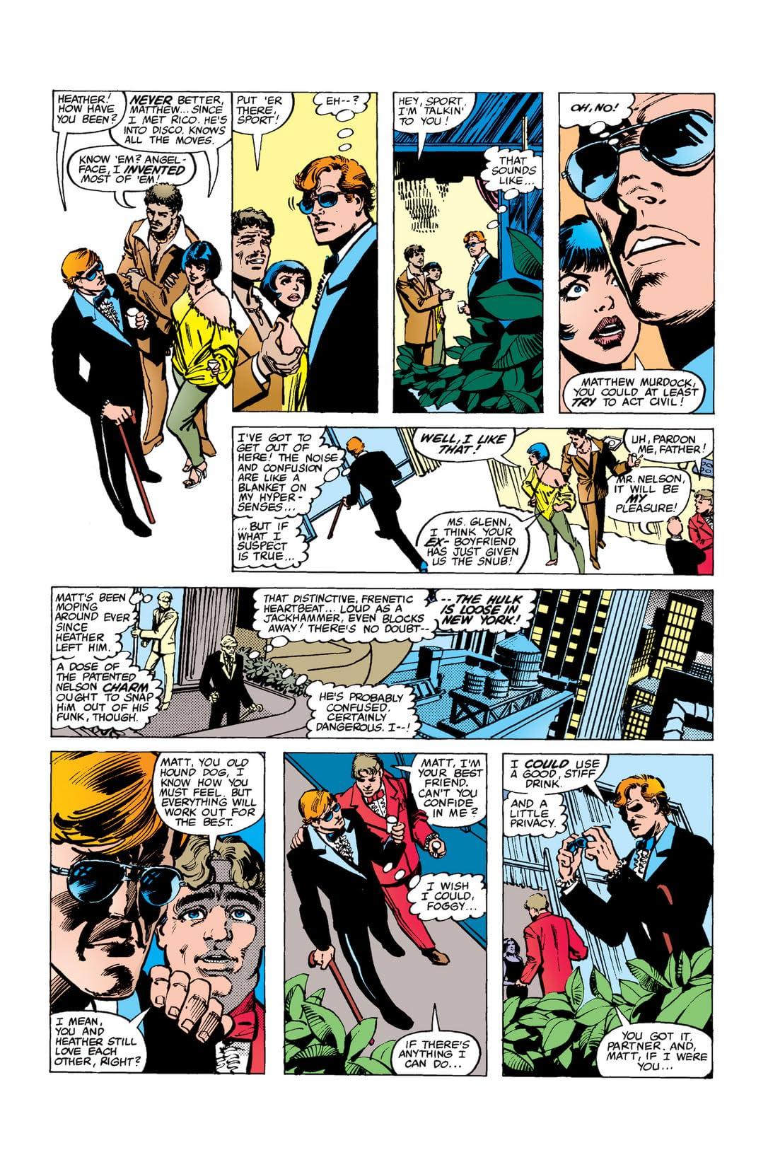 Daredevil (1964-1998) #163