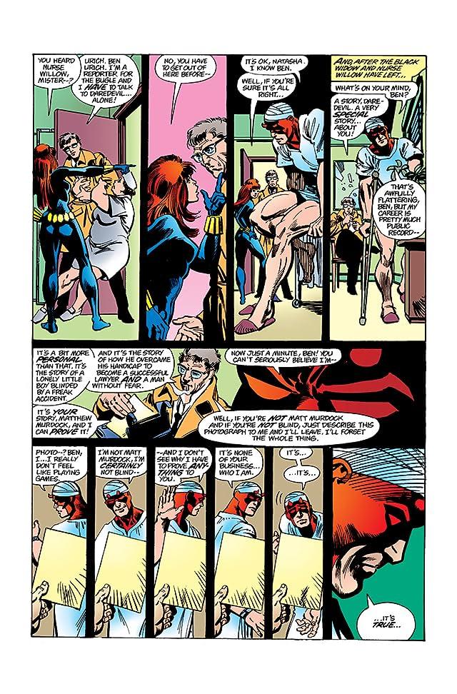click for super-sized previews of Daredevil (1964-1998) #164