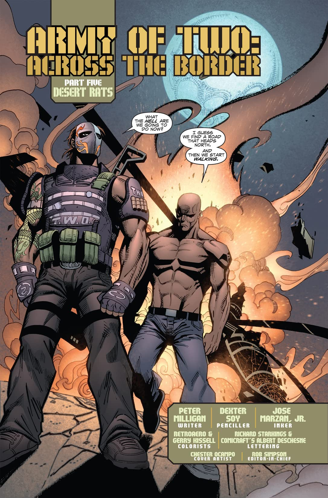 Army of Two #5