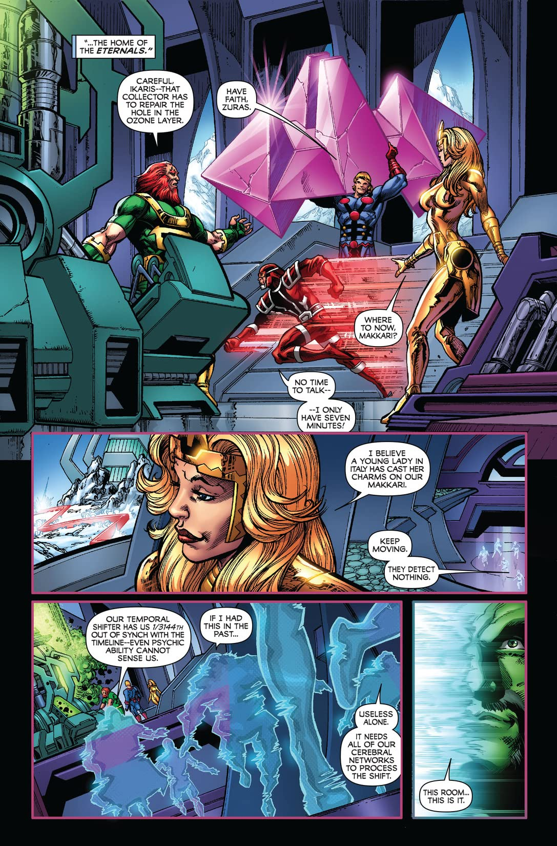 Hulk: Fall of the Hulks Alpha #1
