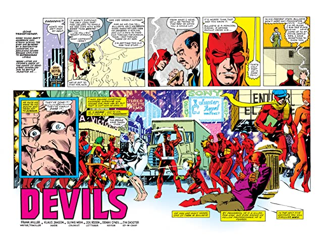 click for super-sized previews of Daredevil (1964-1998) #169