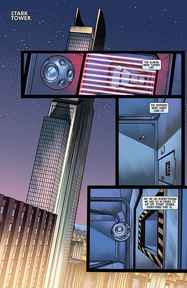 click for super-sized previews of Infinity: Heist #3