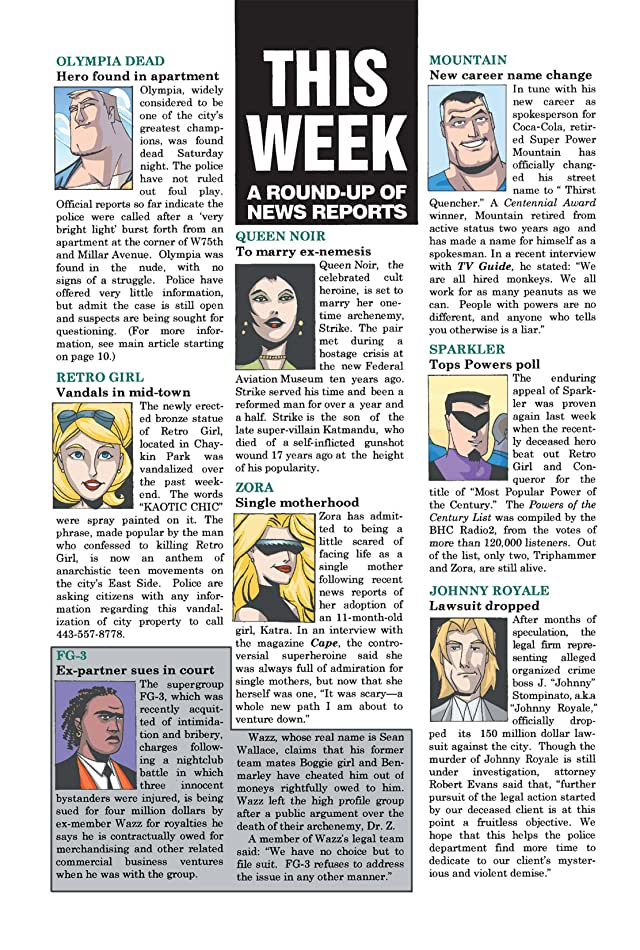 click for super-sized previews of Powers (2000-2004) #13