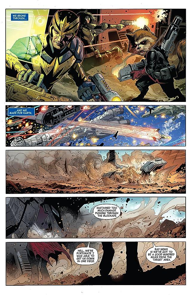 Infinity #6 (of 6)