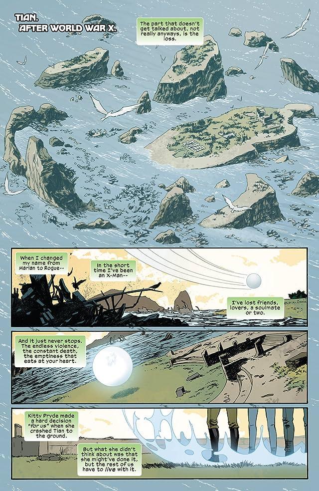 Cataclysm: Ultimate Comics X-Men #1 (of 3)