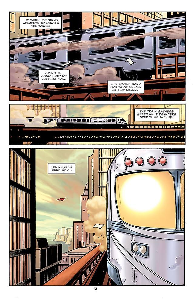 Batman/Superman/Wonder Woman: Trinity #1 (of 3)