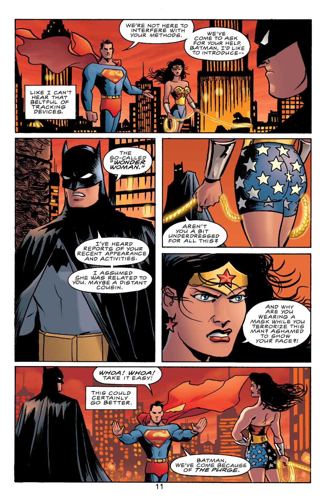 Batman/Superman/Wonder Woman: Trinity #2 (of 3)