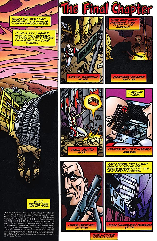 The Visitor (1995) #13