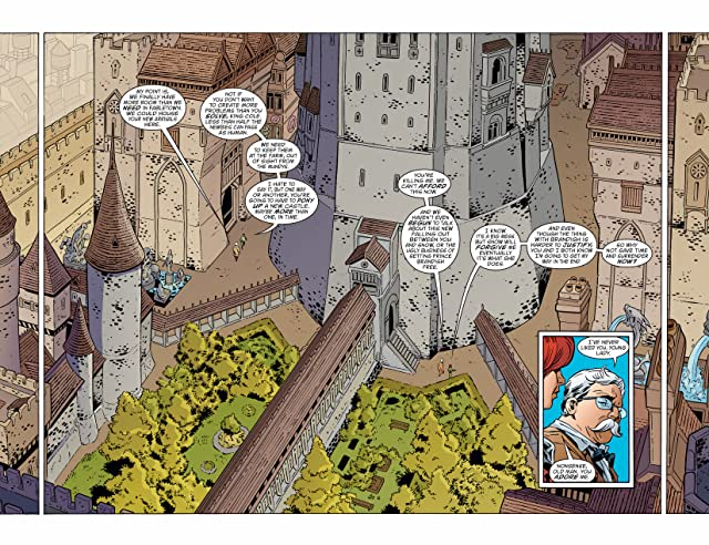 click for super-sized previews of Fables #135