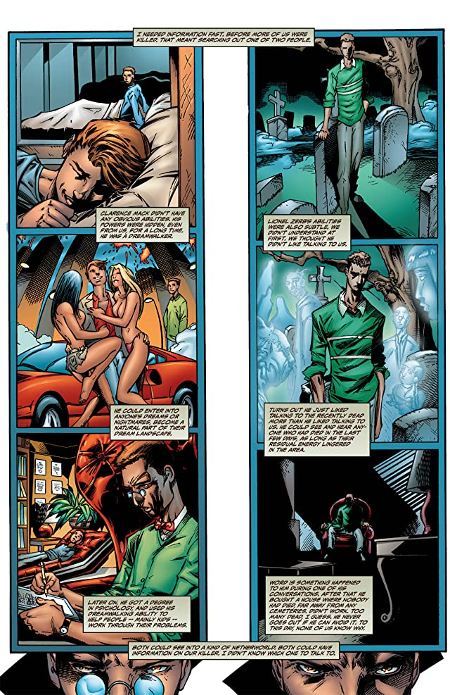 click for super-sized previews of Rising Stars #5