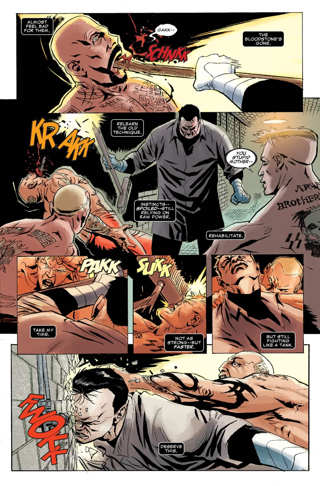 Punisher: In the Blood #1 (of 5)