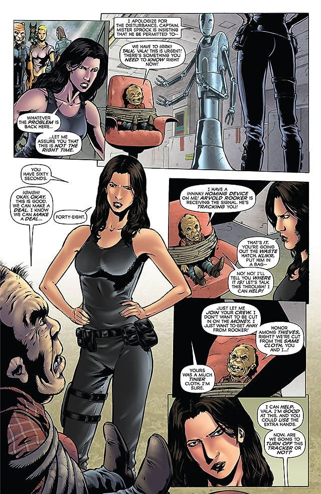 Stargate: Vala Mal Doran #2
