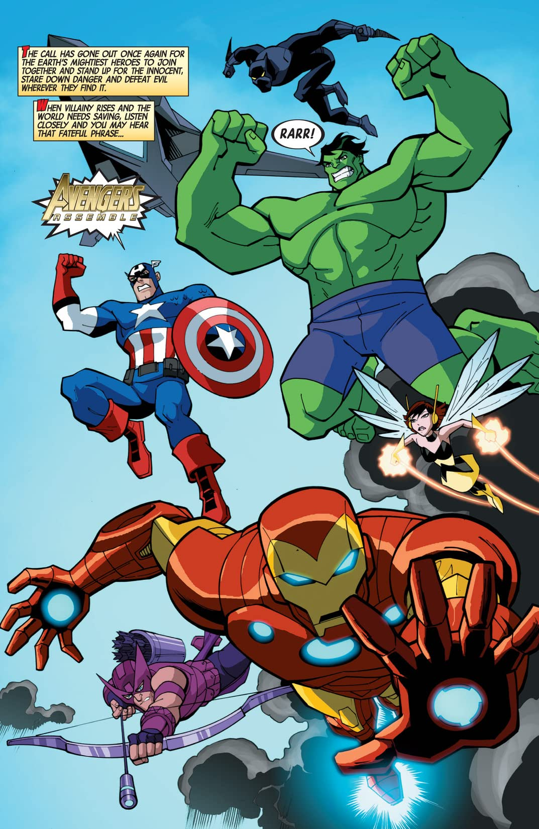 Share Your Universe Avengers! #1