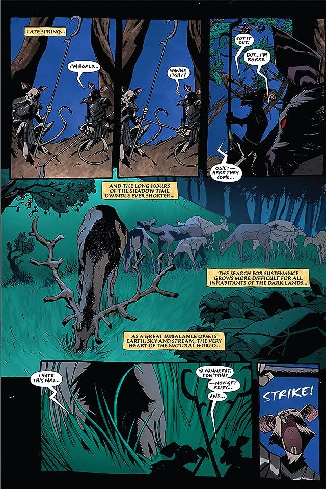 The Mice Templar #4