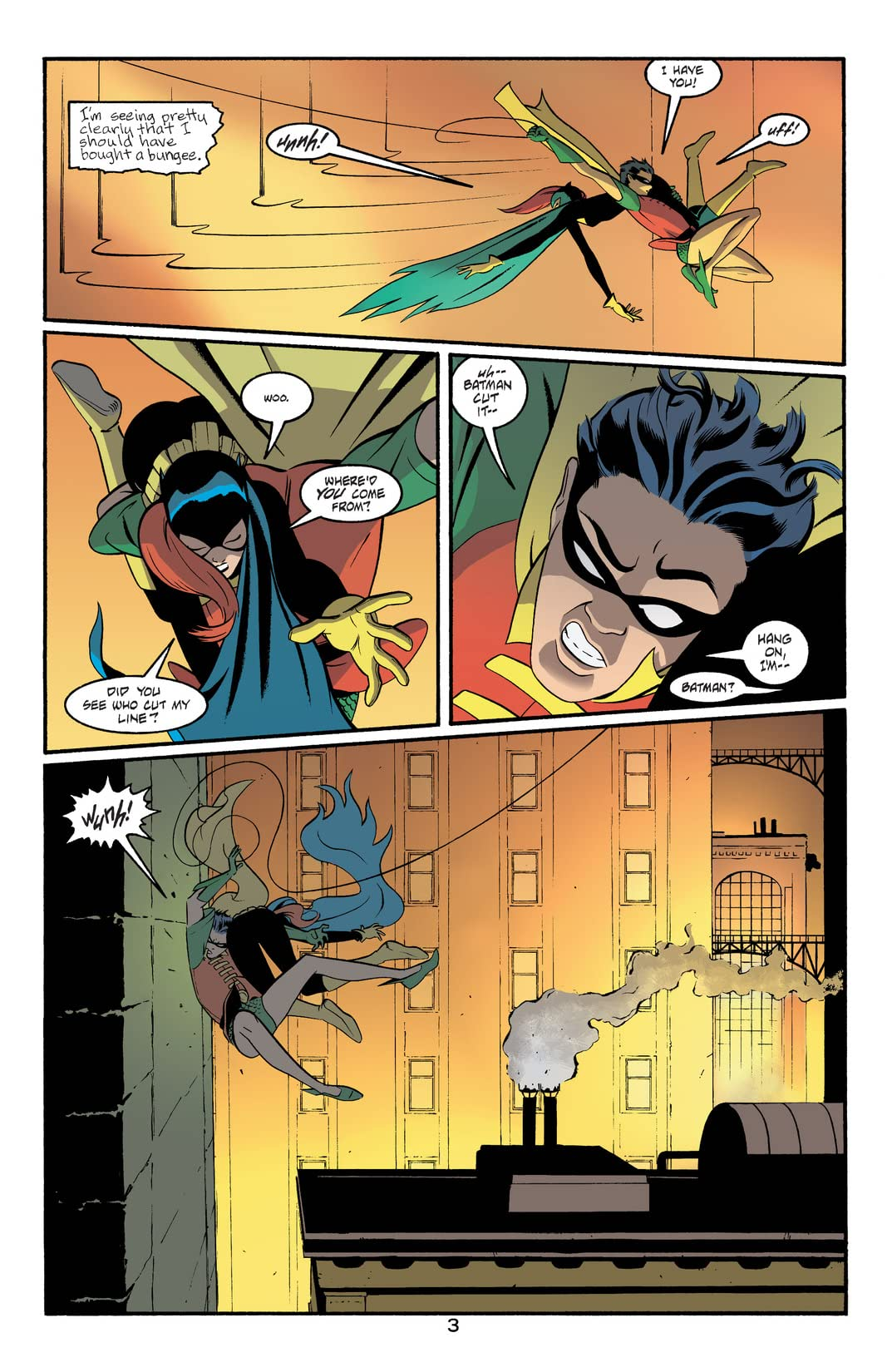 Batgirl: Year One #4