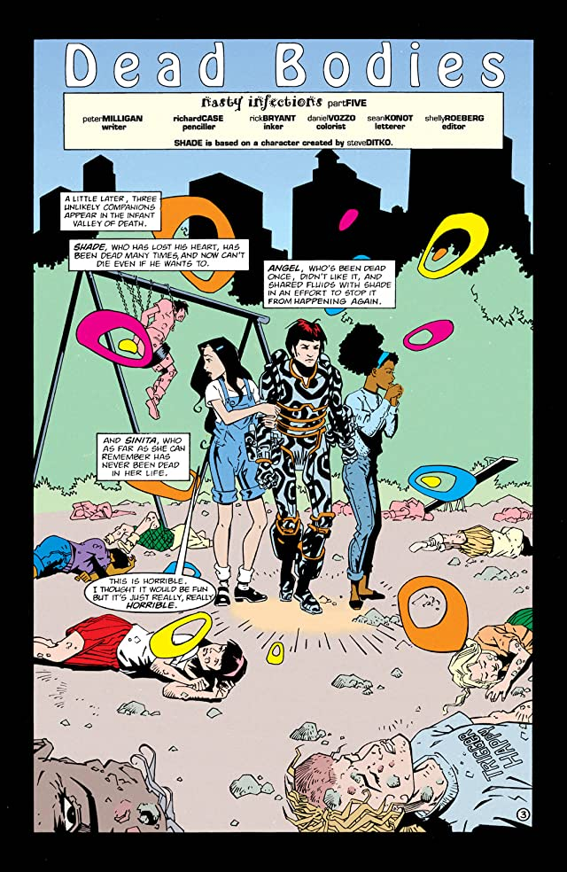 Shade, the Changing Man (1990-1996) #63