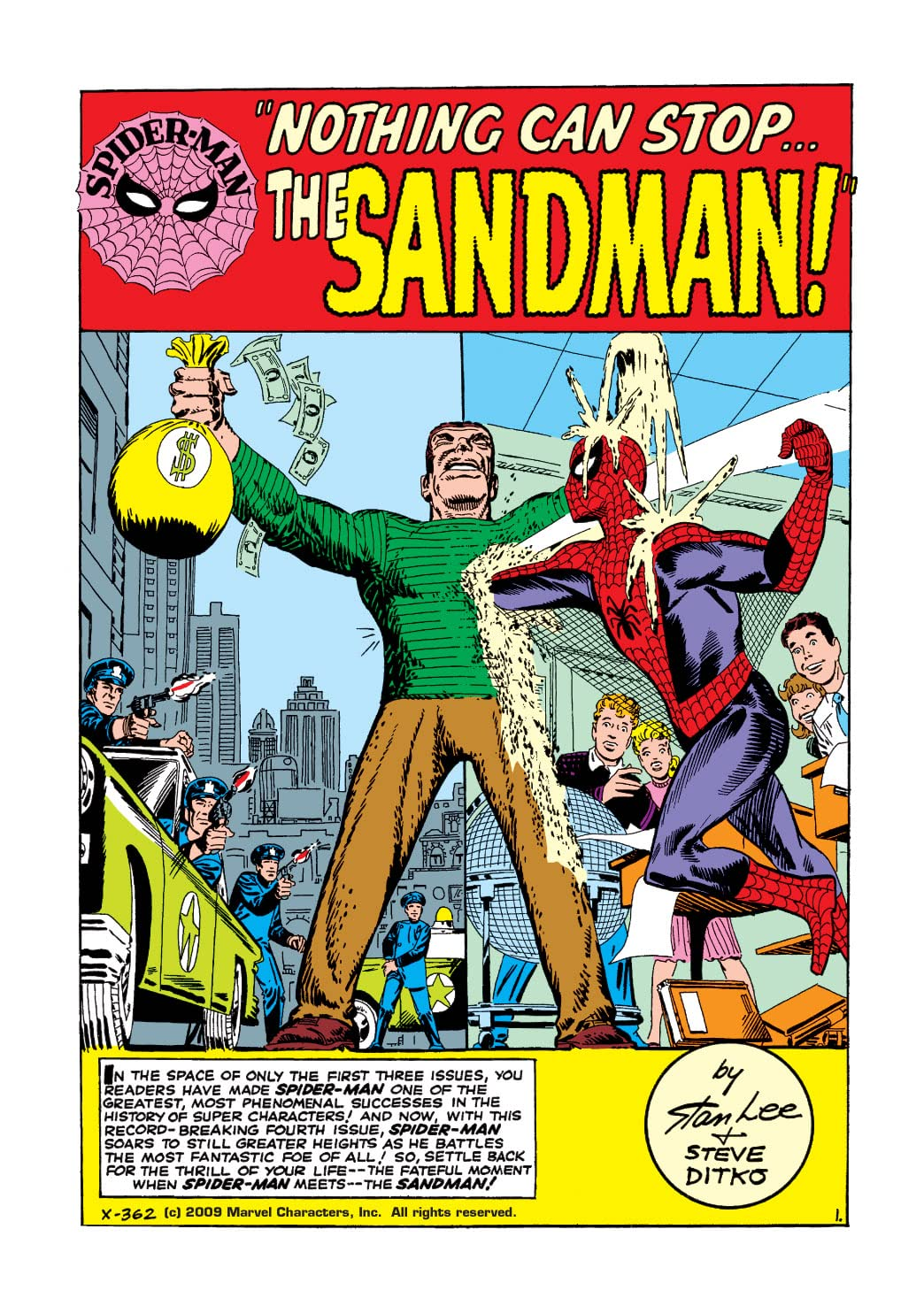 Amazing Spider-Man (1963-1998) #4