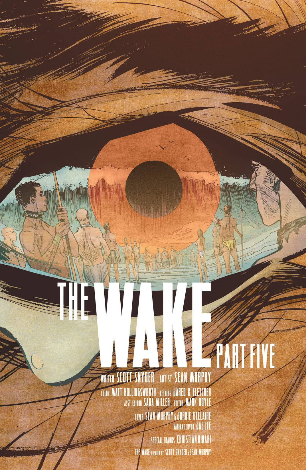 The Wake #5 (of 10)