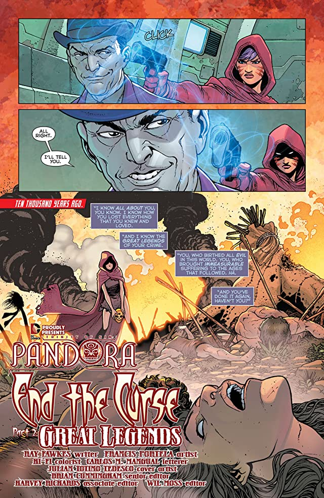 click for super-sized previews of Trinity of Sin: Pandora (2013-2014) #5