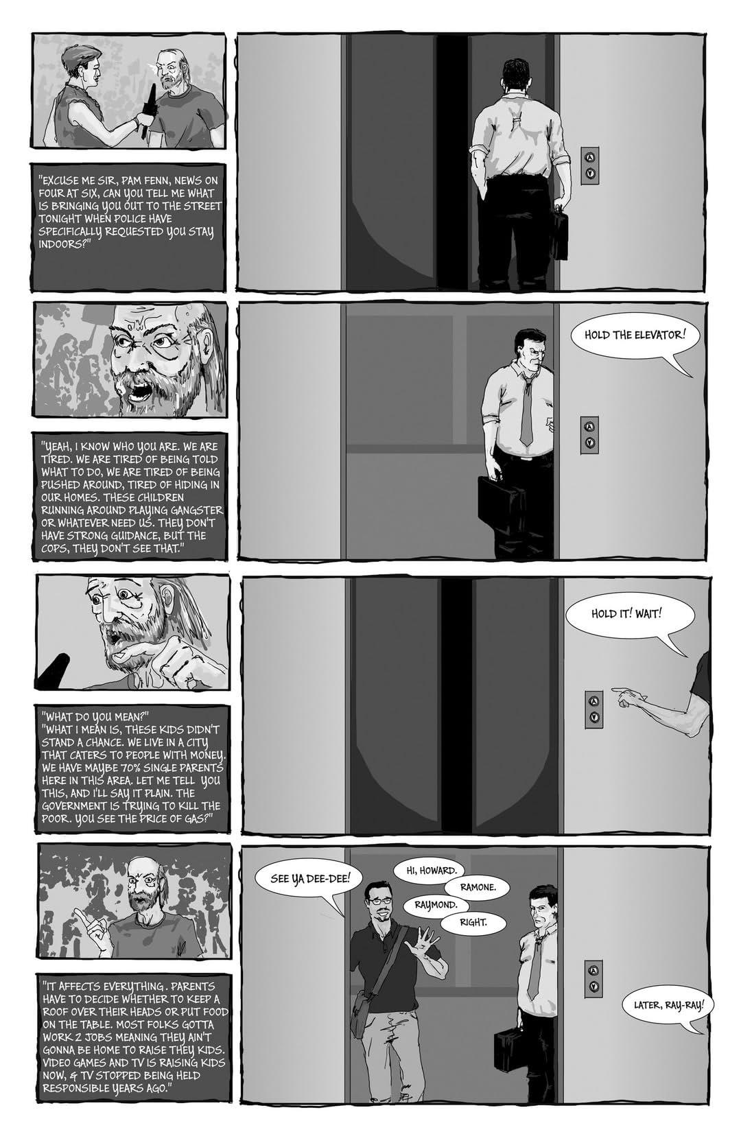 Stranger #2