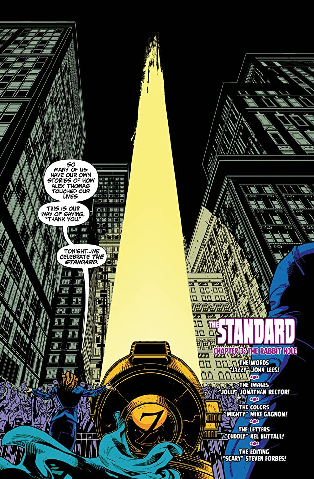 click for super-sized previews of The Standard #3