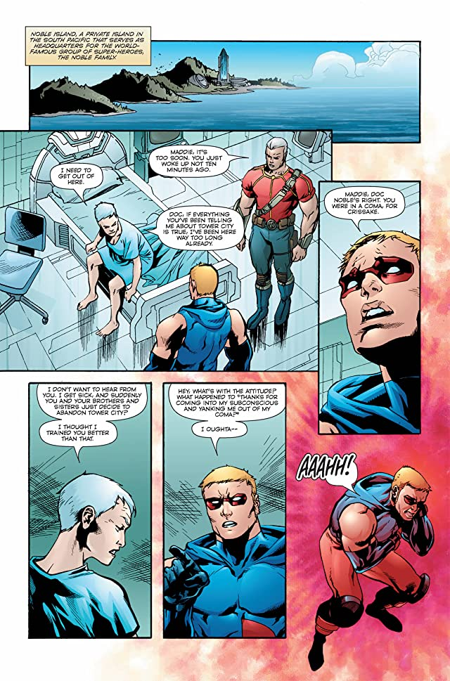 click for super-sized previews of Dynamo 5 #18