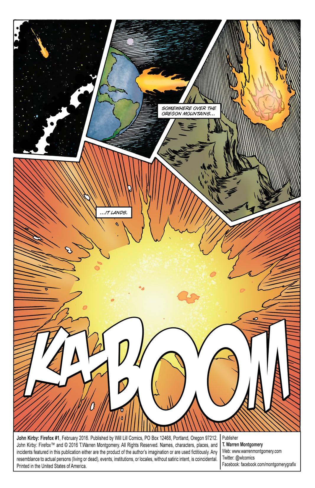 John Kirby: Firefox #1