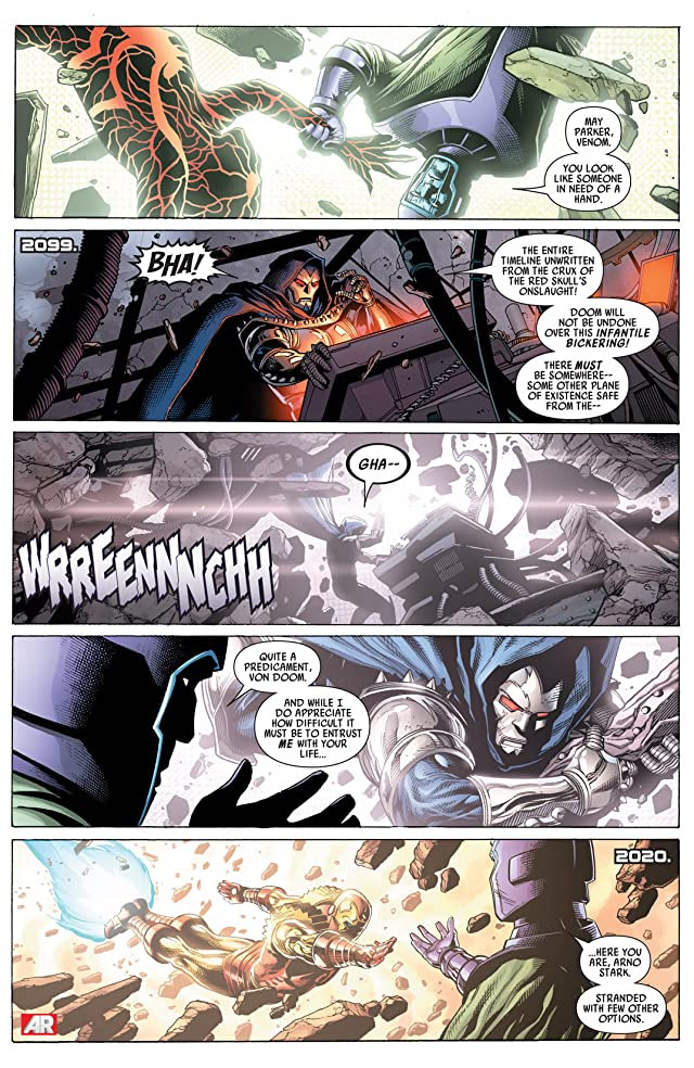 click for super-sized previews of Uncanny Avengers #14