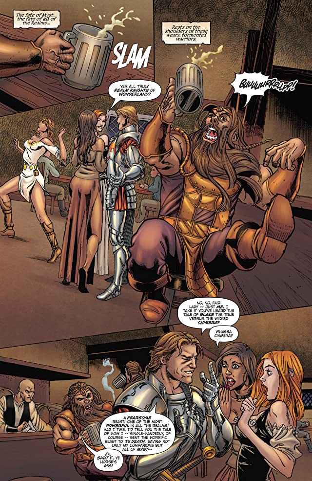 Grimm Fairy Tales : Quest #1 (of 5)