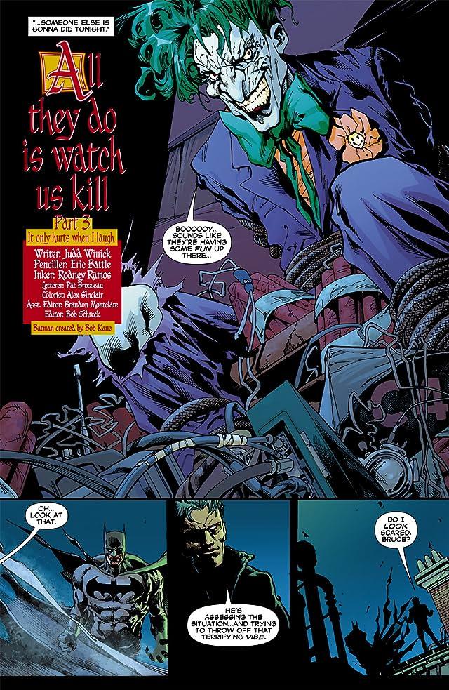 Batman (1940-2011) #650