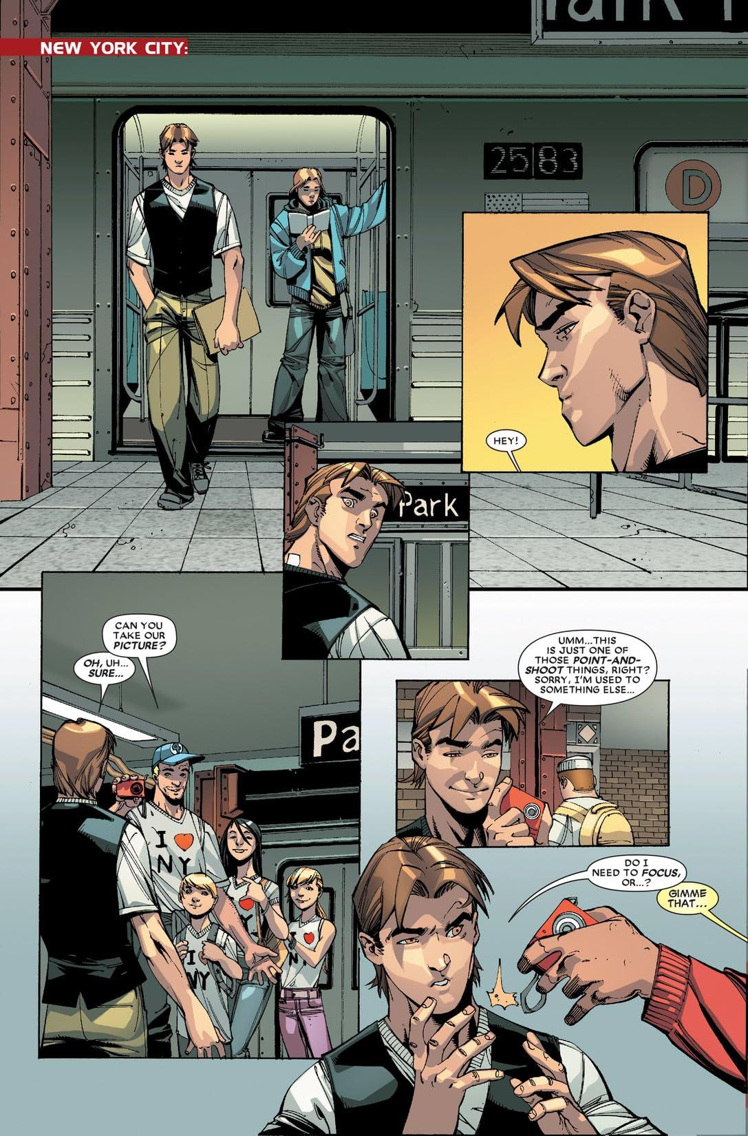 Deadpool (2008-2012) #19
