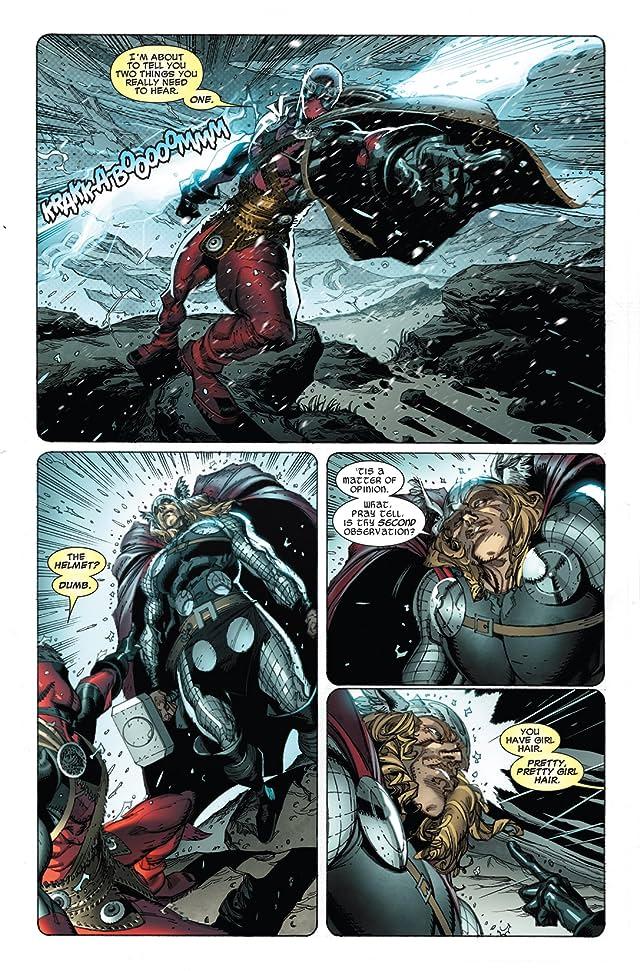 Deadpool (2008-2012) #22