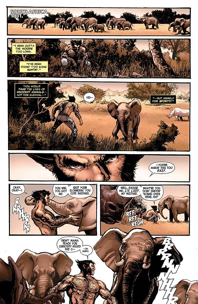 Savage Wolverine #12