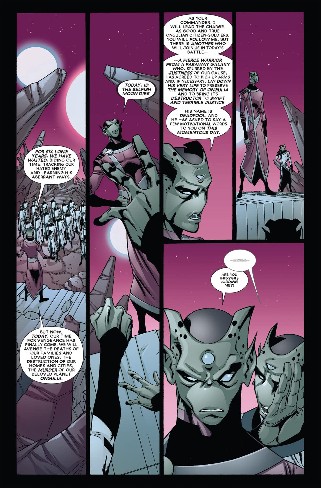Deadpool (2008-2012) #34