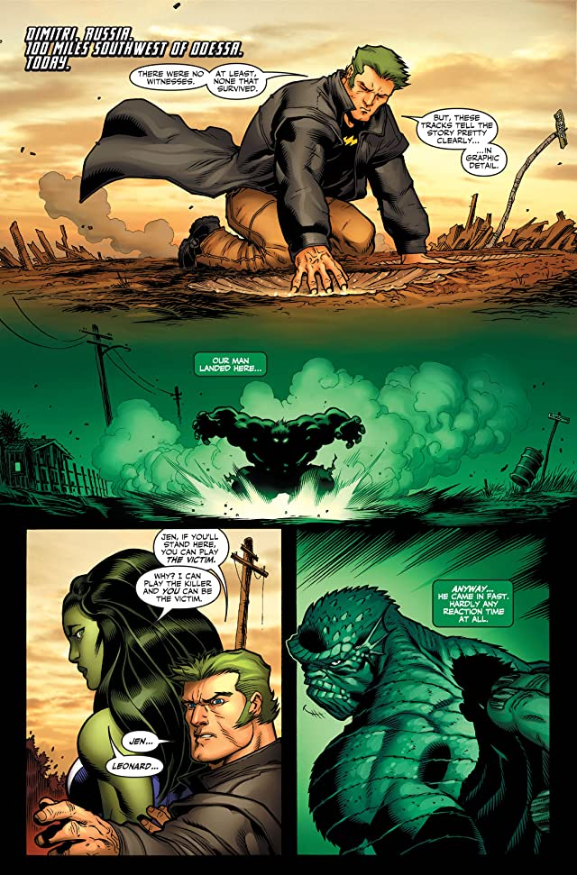 click for super-sized previews of Hulk (2008-2012) #1