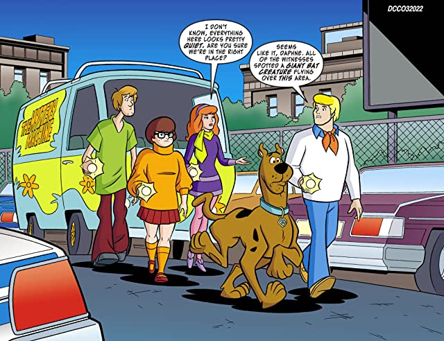 click for super-sized previews of Scooby-Doo Team-Up (2013-) #1