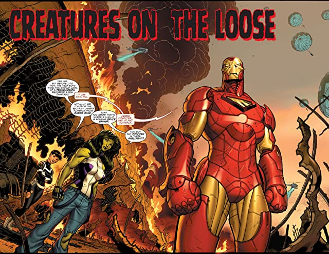 click for super-sized previews of Hulk (2008-2012) #3