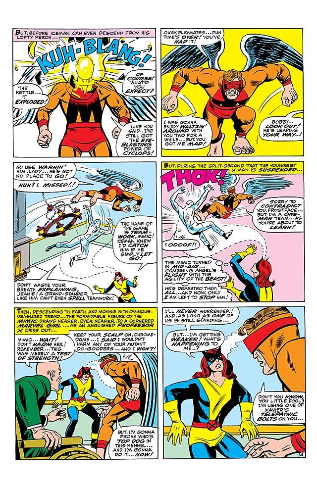 Uncanny X-Men (1963-2011) #27