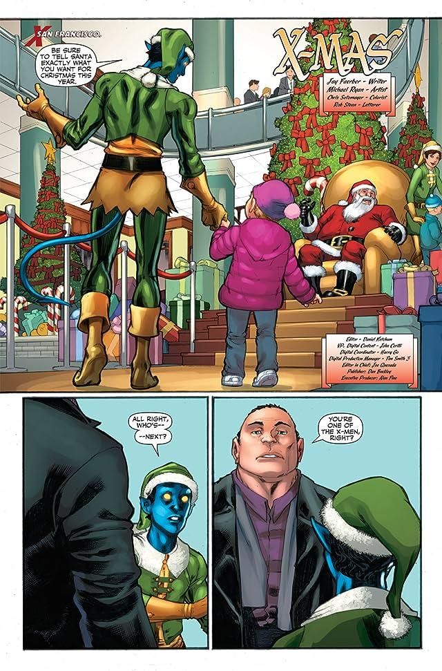 Marvel Holiday Magazine #1
