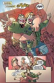 Fanboys vs. Zombies Vol. 1