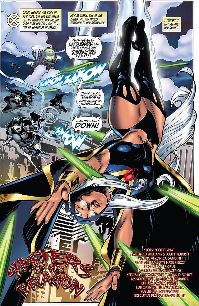 Uncanny X-Men: First Class #4 (of 8)