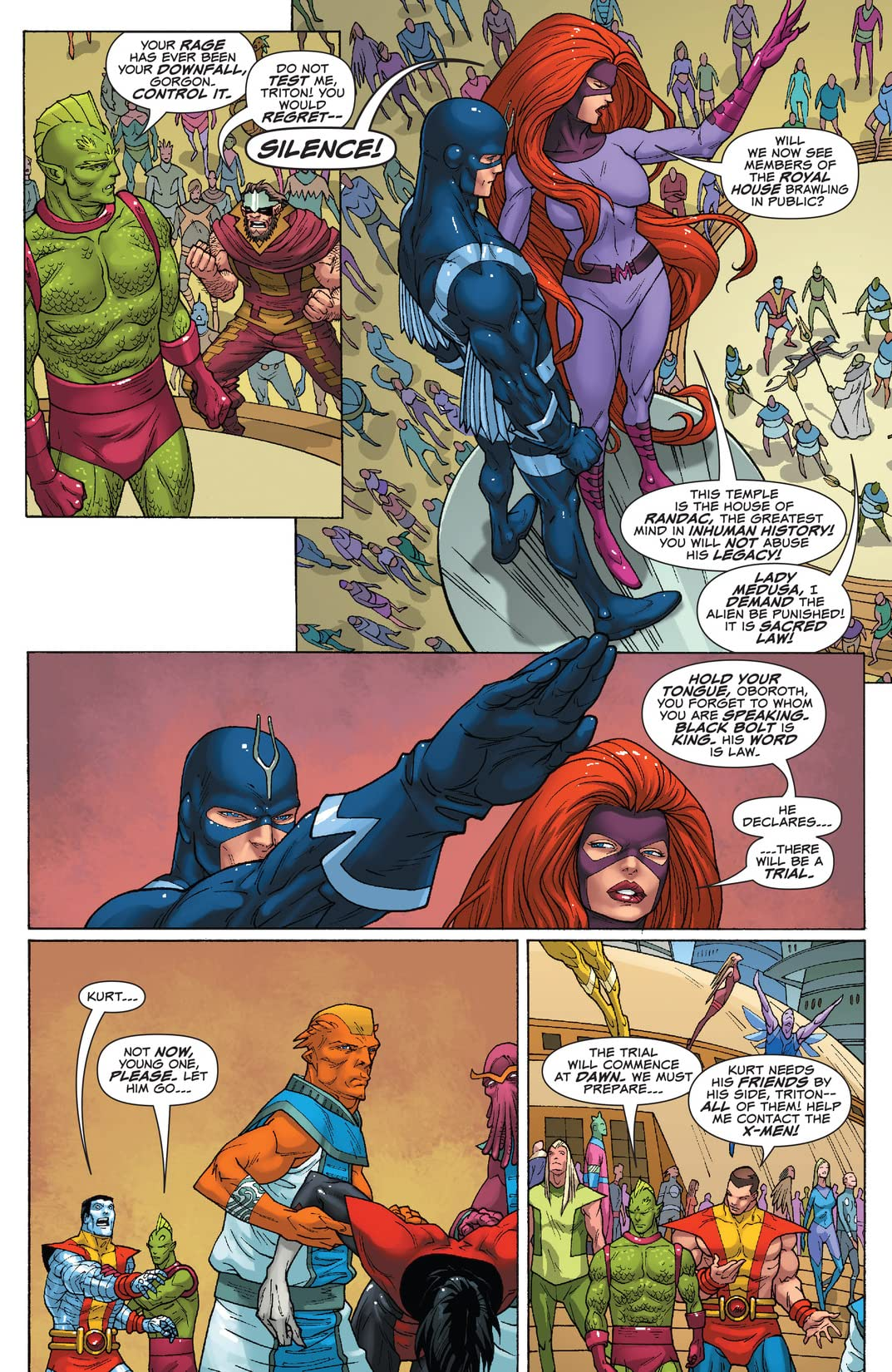 Uncanny X-Men: First Class #2 (of 8)