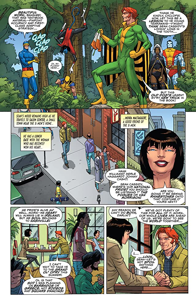 Uncanny X-Men: First Class #3 (of 8)