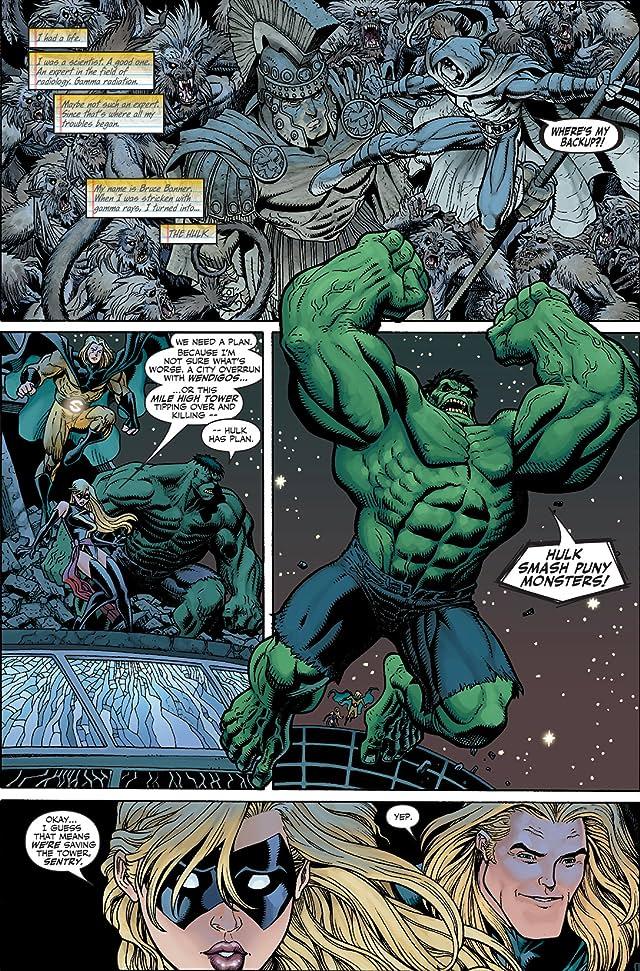 Hulk (2008-2012) #9