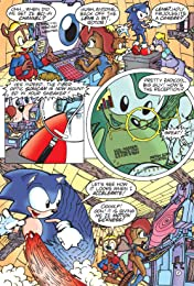 Sonic the Hedgehog Archives Vol. 7