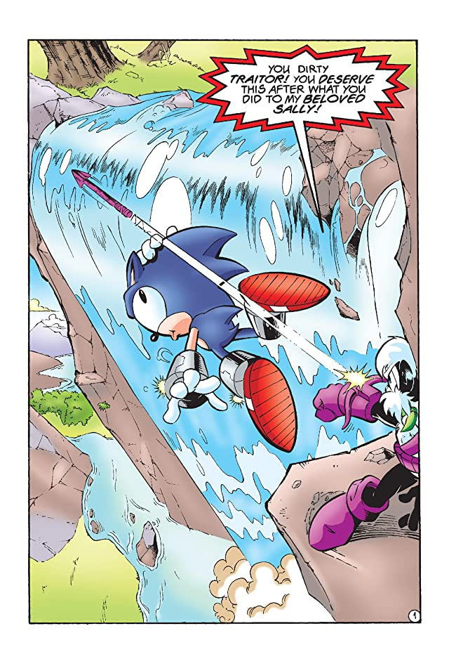 Sonic the Hedgehog Archives Vol. 13
