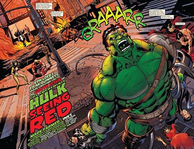 Incredible Hulk (1999-2008) #600