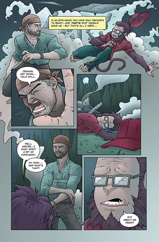 Les Stroud's: Survivorman: The Horn of Providence #2