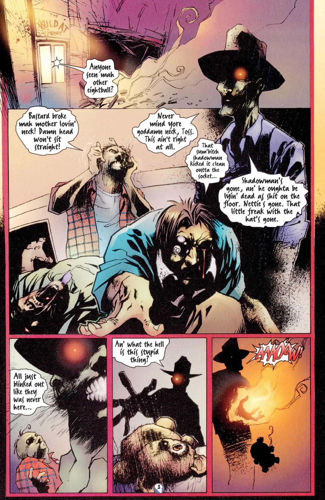Shadowman (1997-1998) #3